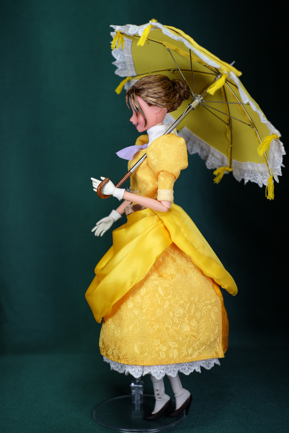 Jane Porter OOAK doll repainted by R+Y factory*